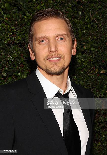 Actor Barry Pepper arrives at the screening of Paramount Pictures' 'True Grit' at the Academy of Motion Picture Arts and Sciences on December 9 2010...