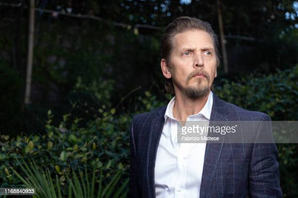 Actor Barry Pepper poses for a portrait on September 3, 2019 in Venice, Italy.