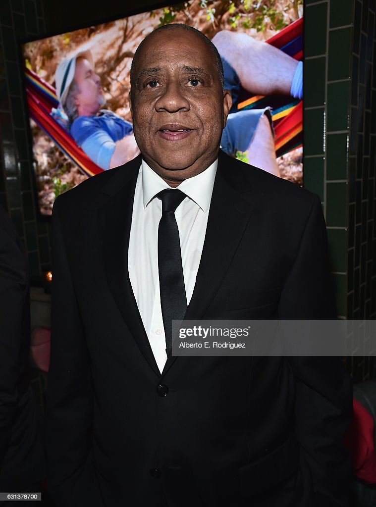 Actor Barry Shabaka Henleyattends the premiere party for Crackle's 'Mad Families' at Catch on January 9, 2017 in West Hollywood, California.