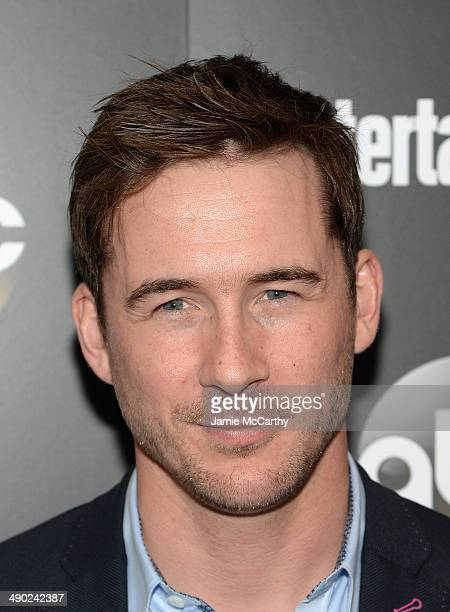 Actor Barry Sloane attends the Entertainment Weekly ABC Upfronts Party at Toro on May 13 2014 in New York City
