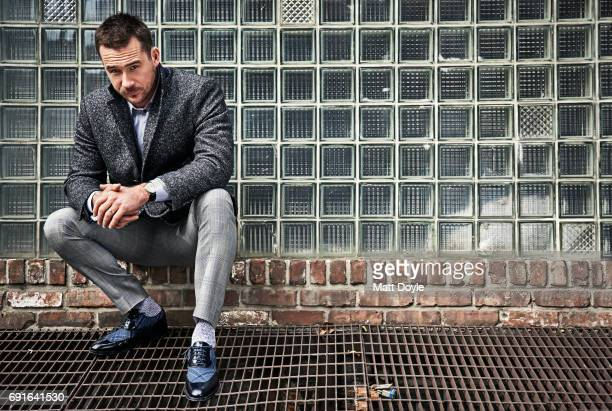 Actor Barry Sloane photographed for Back Stage on December 6 2016 in New York City PUBLISHED