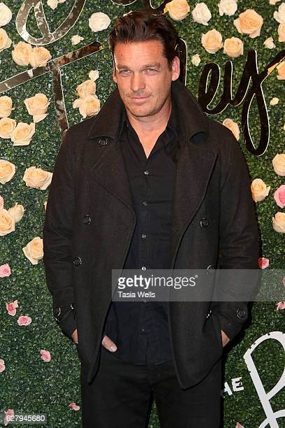 Actor Bart Johnson attends Becca Tilley's blog and YouTube launch party at The Bachelor Mansion on December 5 2016 in Los Angeles California