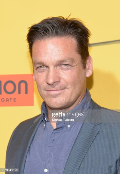 Actor Bart Johnson attends the premiere of Pantelion Films' 'How To Be A Latin Lover' at ArcLight Cinemas Cinerama Dome on April 26 2017 in Hollywood...