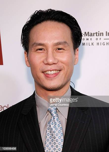 Actor BD Wong at the 21st Annual Emery Awards held at Cipriani Wall Street on November 28 2007 in New York City