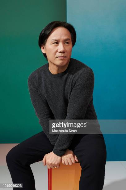 Actor BD Wong is photographed for Entertainment Weekly Magazine on February 27, 2020 at Savannah College of Art and Design in Savannah, Georgia....