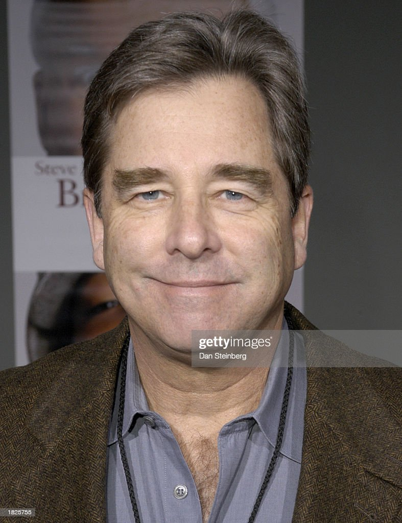 Actor Beau Bridges arrives at the premiere of the movie 'Bringing Down The House' on March 2, 2003 in Los Angeles, California.