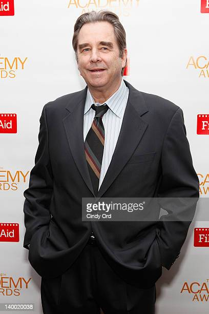 Actor Beau Bridges attends the 2012 Academy of Motion Picture Arts and Sciences Oscar Night Celebration at the 21 Club on February 26 2012 in New...