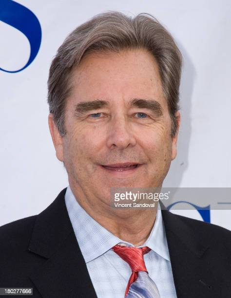 """Actor Beau Bridges attends the CBS television studios hosts 1st annual National TV Dinner Night for new comedies """"The Millers"""" and """"We Are Men"""" at..."""