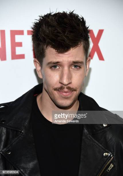 Actor Beau Knapp arrives at Netflix's 'Seven Seconds' Premiere at The Paley Center for Media on February 23 2018 in Beverly Hills California