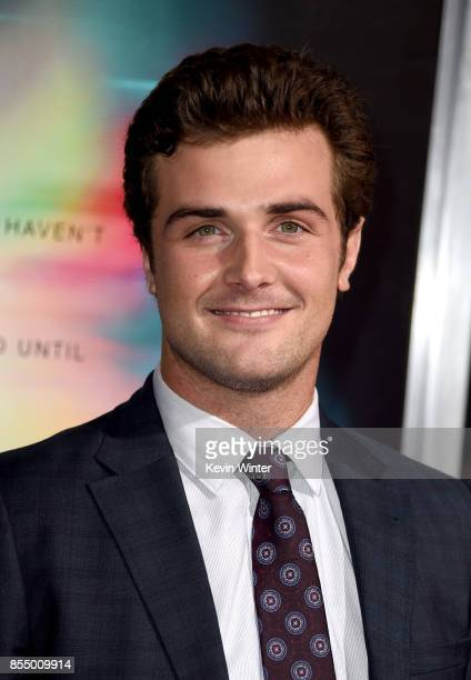 Actor Beau Mirchoff arrives at the premiere of Columbia Pictures' 'Flatliners' at the Ace Theatre on September 27 2017 in Los Angeles California