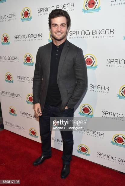 Actor Beau Mirchoff attends City Year Los Angeles Spring Break on May 6 2017 in Los Angeles California