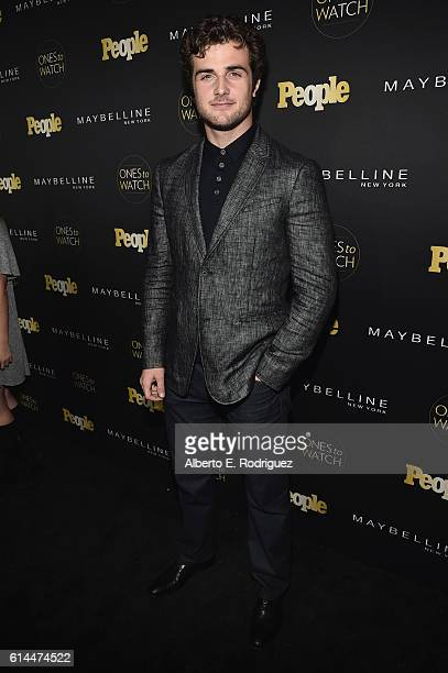 Actor Beau Mirchoff attends People's Ones to Watch event presented by Maybelline New York at EP LP on October 13 2016 in Hollywood California