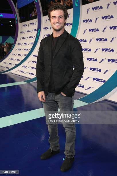 Actor Beau Mirchoff is seen at the 2017 MTV Video Music Awards at The Forum on August 27 2017 in Inglewood California