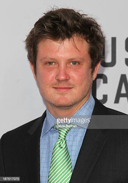 Actor Beau Willimon attends Netflix's House Of Cards For Your Consideration QA Event at Leonard H Goldenson Theatre on April 25 2013 in North...