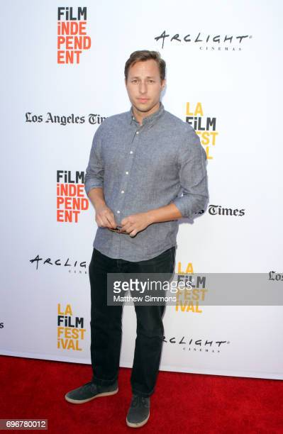 Actor Beck Bennett attends the 2017 Los Angeles Film Festival Gala Screening Of Sony Pictures Classic's 'Brigsby Bear' at ArcLight Hollywood on June...