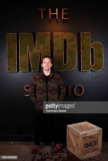Actor Beck Bennett of Brigsby Bear attends The IMDb Studio featuring the Filmmaker Discovery Lounge presented by Amazon Video Direct Day Four during...