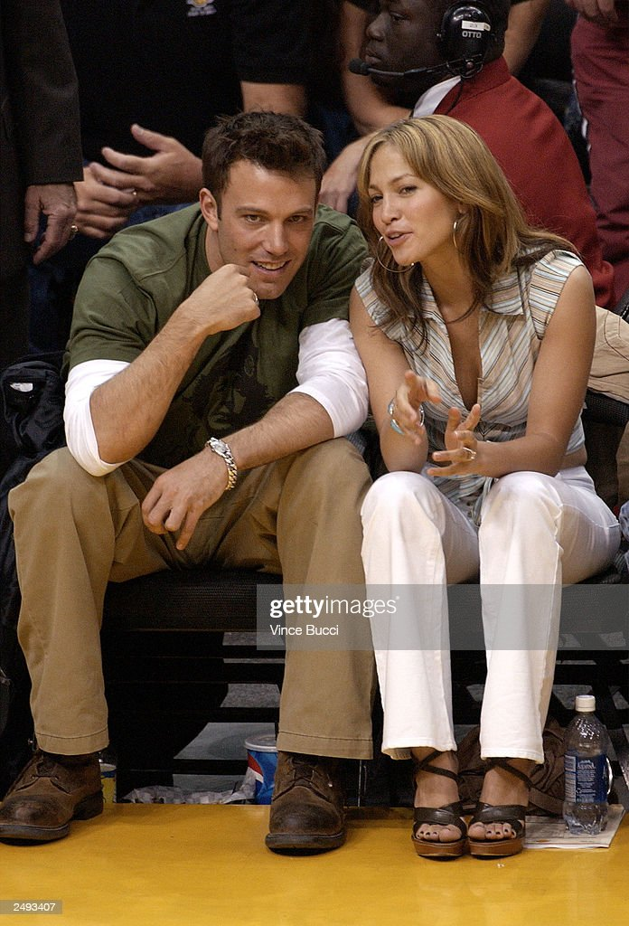 Ben Affleck and Jennifer Lopez Split : ニュース写真