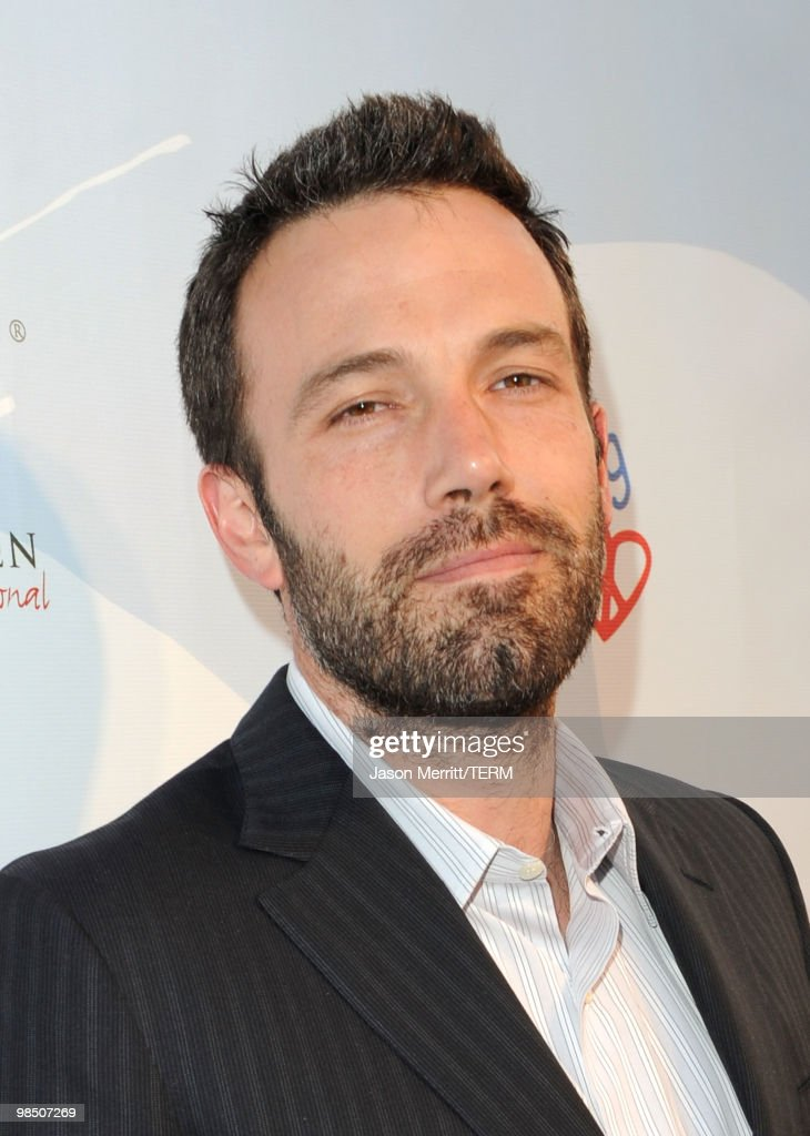 Actor Ben Affleck arrives at the Children Mending Hearts 3rd Annual 'Peace Please' Gala held at The Music Box at the Fonda Hollywood on April 16, 2010 in Los Angeles, California.