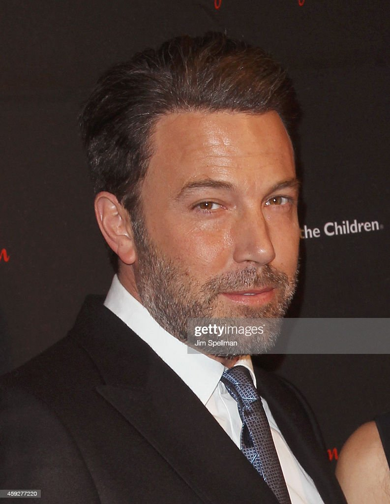 Actor Ben Affleck attend the 2nd annual Save the Children Illumination Gala at the Plaza Hotel on November 19, 2014 in New York City.