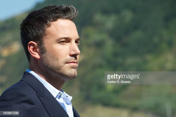 "Actor Ben Affleck attends ""Argo"" photocall at the Kursaal Palace during the 60th San Sebastian International Film Festival on September 22, 2012 in..."