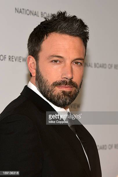 Actor Ben Affleck attends the 2013 National Board Of Review Awards at Cipriani 42nd Street on January 8 2013 in New York City