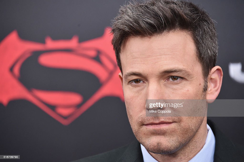 Actor Ben Affleck attends The 'Batman V Superman: Dawn Of Justice' New York Premiere at Radio City Music Hall on March 20, 2016 in New York City.