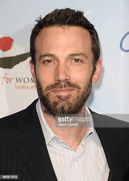 Actor Ben Affleck attends the Children Mending Hearts 3rd annual Peace Please gala at The Music Box at the Fonda Hollywood on April 16 2010 in Los...
