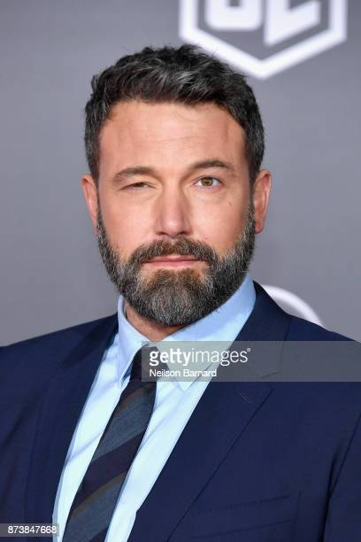 Actor Ben Affleck attends the premiere of Warner Bros Pictures' Justice League at Dolby Theatre on November 13 2017 in Hollywood California