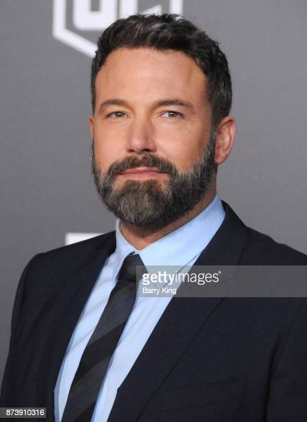 Actor Ben Affleck attends the premiere of Warner Bros Pictures' 'Justice League' at Dolby Theatre on November 13 2017 in Hollywood California