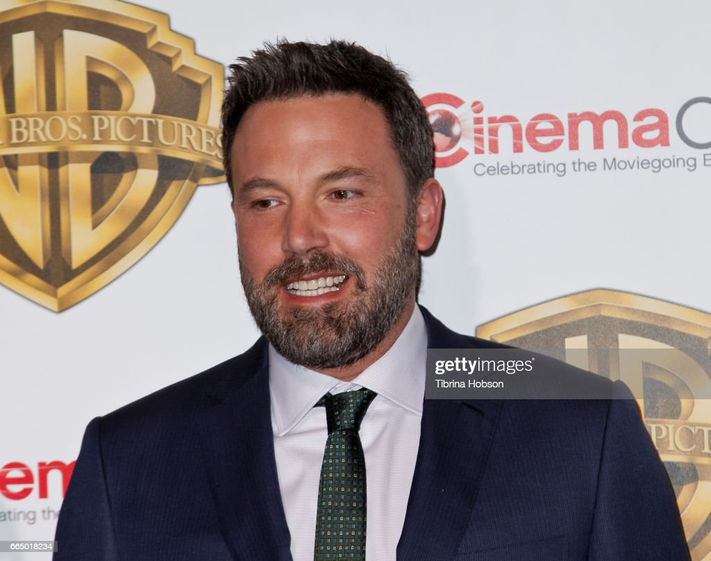 Actor Ben Affleck attends the Warner Bros. Pictures presentation during CinemaCon at The Colosseum at Caesars Palace on March 29, 2017 in Las Vegas, Nevada.