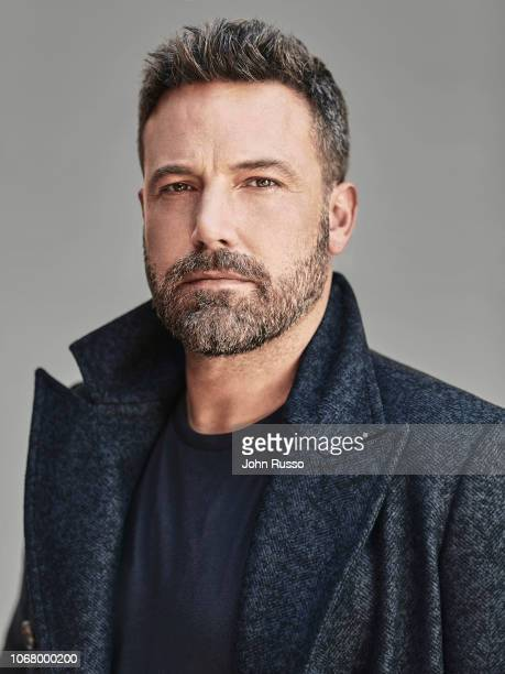 Actor Ben Affleck is photographed for Men's Journal magazine on August 29 2017 in Los Angeles California