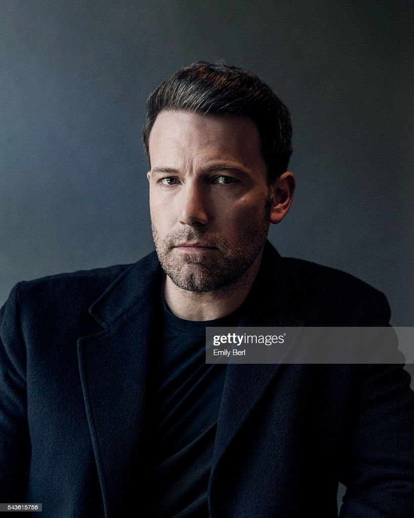 Actor Ben Affleck is photographed for New York Times on March 1, 2016 in Los Angeles, California.