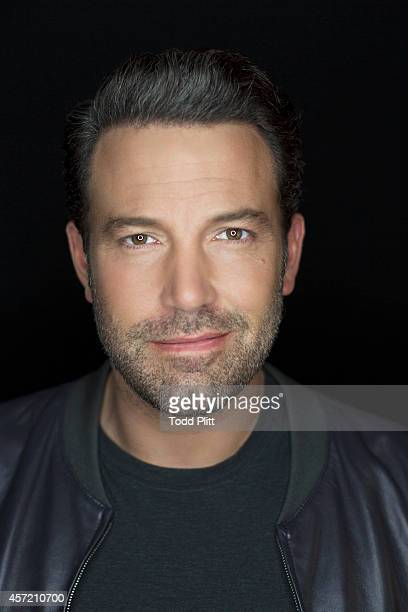 Actor Ben Affleck is photographed for USA Today on October 2 2014 in New York City