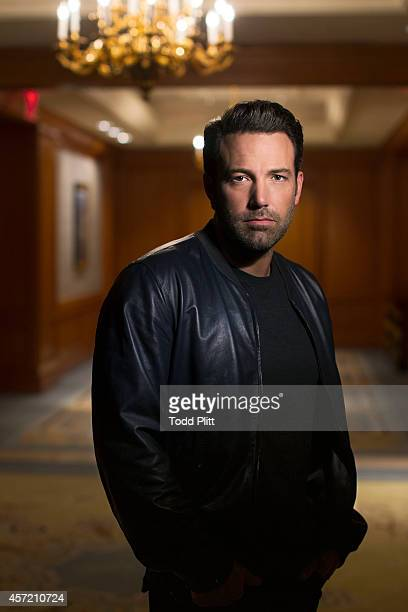 Actor Ben Affleck is photographed for USA Today on October 2, 2014 in New York City. PUBLISHED IMAGE