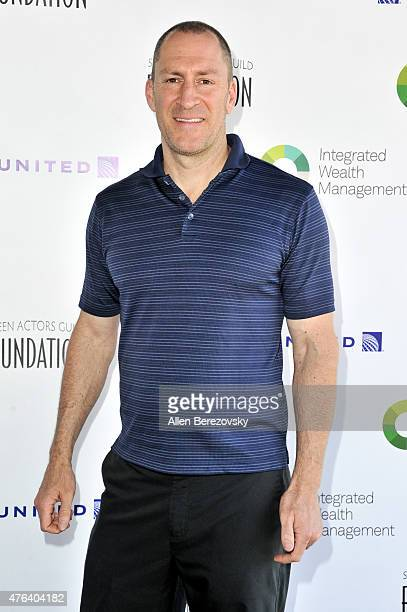 Actor Ben Bailey arrives at The SAG Foundation's 6th Annual Los Angeles Golf Classic on June 8 2015 in Burbank California