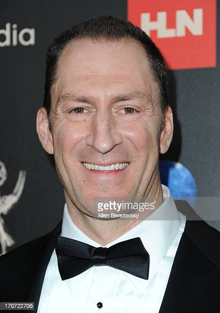 Actor Ben Bailey attends 40th Annual Daytime Entertaimment Emmy Awards Arrivals at The Beverly Hilton Hotel on June 16 2013 in Beverly Hills...