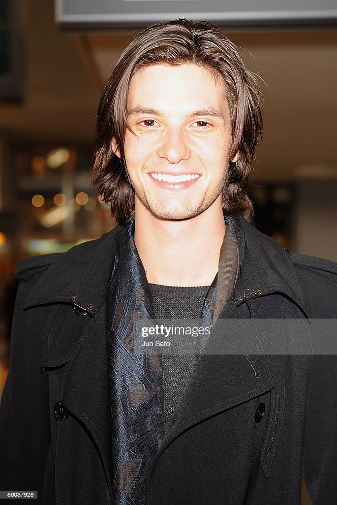 Actor Ben Barnes Arrives To Promote The Chronicles Of Narnia
