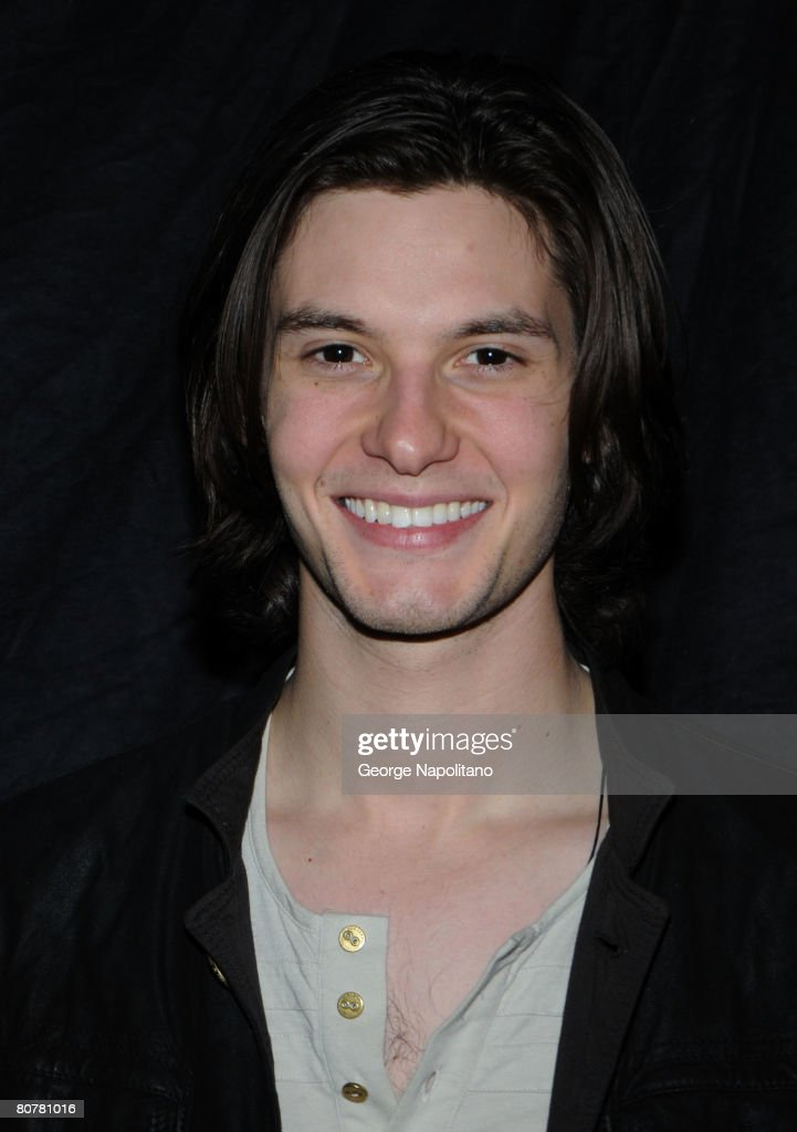 Actor Ben Barnes At Prince Caspian Panel Preview At The New York