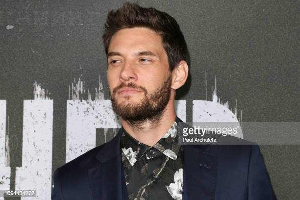 Actor Ben Barnes attends Marvel's The Punisher Los Angeles premiere at the ArcLight Hollywood on January 14 2019 in Hollywood California