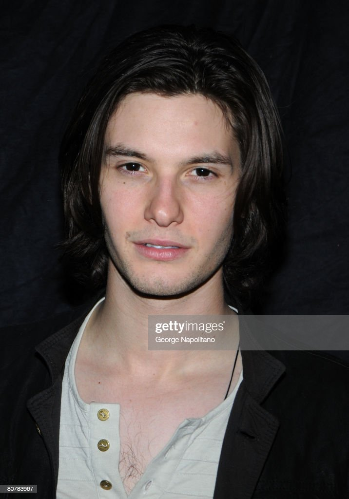 Actor Ben Barnes Attends Prince Caspian Panel Preview At The New