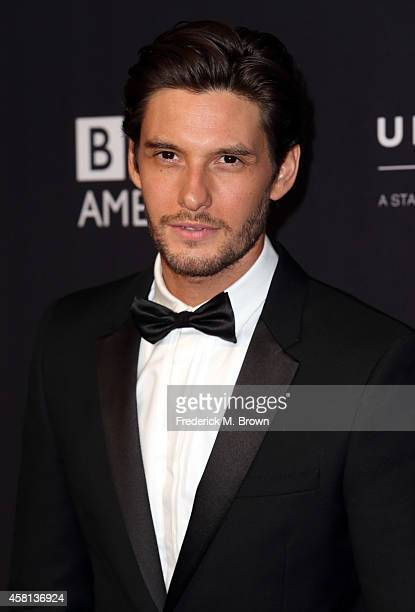 Actor Ben Barnes attends the BAFTA Los Angeles Jaguar Britannia Awards presented by BBC America and United Airlines at The Beverly Hilton Hotel on...