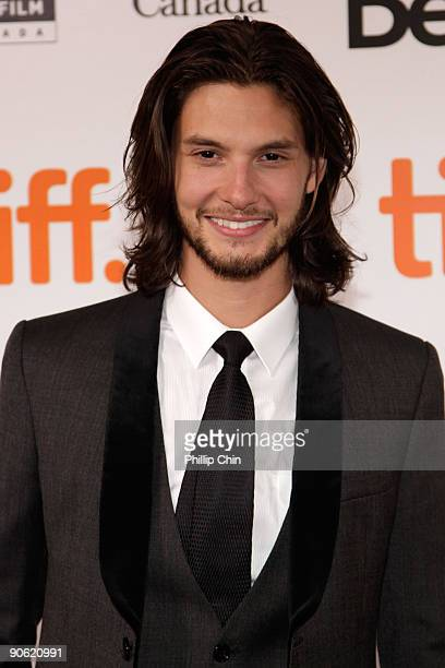Actor Ben Barnes attends the 'Dorian Gray' Premiere held at Roy Thomson Hall during the 2009 Toronto International Film Festival on September 11 2009...