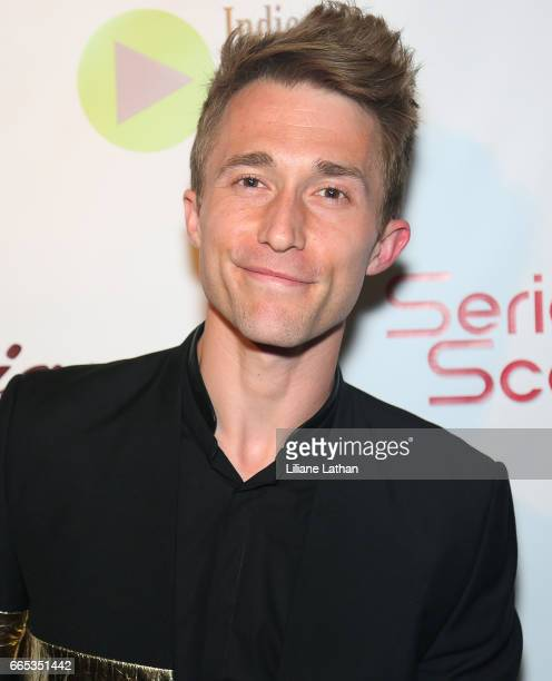 Actor Ben Baur arrives at the 8th Annual Indie Series Awards at The Colony Theater on April 5 2017 in Burbank California