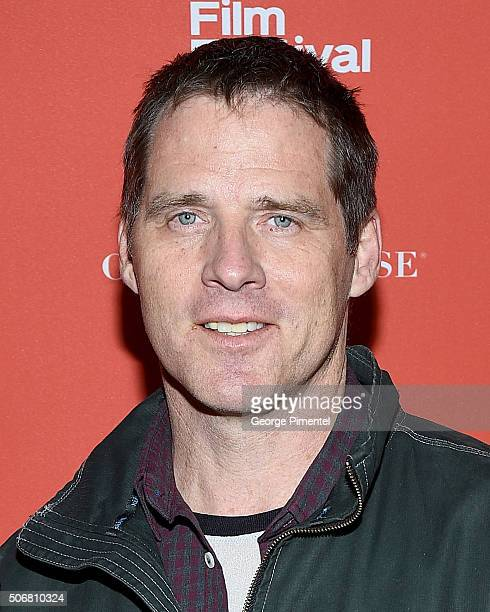 """Actor Ben Browder attends the """"Outlaws & Angels"""" Premiere during the 2016 Sundance Film Festival at Library Center Theater on January 25, 2016 in..."""
