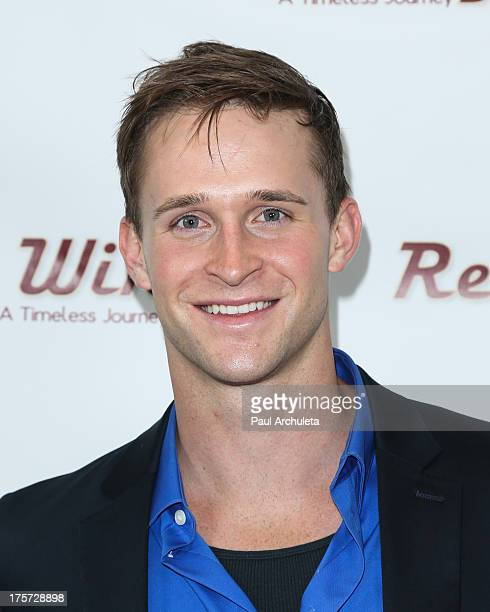 """Actor Ben Davies attends the premiere of """"Red Wing"""" at Harmony Gold Theatre on August 6, 2013 in Los Angeles, California."""