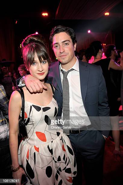 Actor Ben Feldman attends An Evening Affair presented by Night Vision at a private residence on October 9 2010 in Beverly Hills California