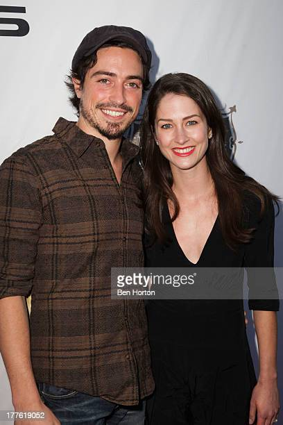 Actor Ben Feldman attends LEXUS Live on Grand hosted by Curtis Stone at the third annual Los Angeles Food Wine Festival on August 24 2013 in Los...