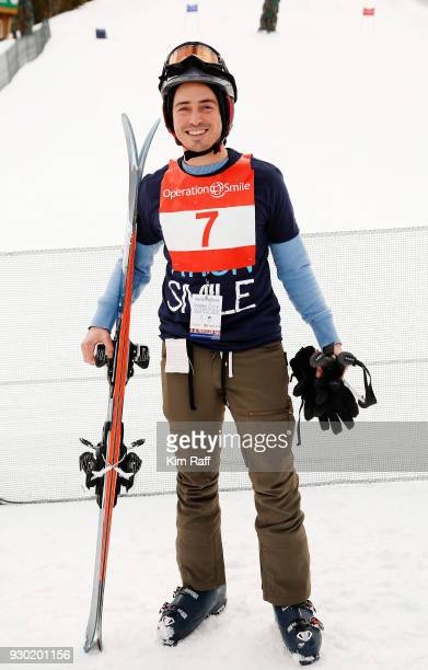 Actor Ben Feldman attends Operation Smile 7th Annual Park City ski challenge sponsored by The St Regis Deer Valley and Deer Valley Resort at The St...