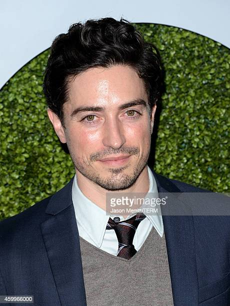 Actor Ben Feldman attends the 2014 GQ Men Of The Year party at Chateau Marmont on December 4 2014 in Los Angeles California