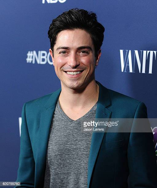 Actor Ben Feldman attends the NBC and Vanity Fair toast to the 20162017 TV season at NeueHouse Hollywood on November 2 2016 in Los Angeles California